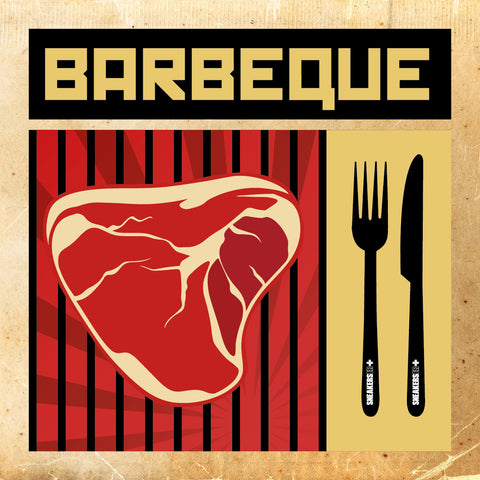 Barbeque Ticket