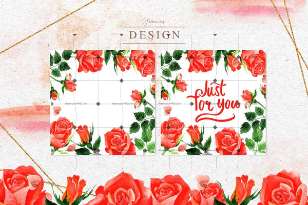 About Love In 19 Red Roses Digital