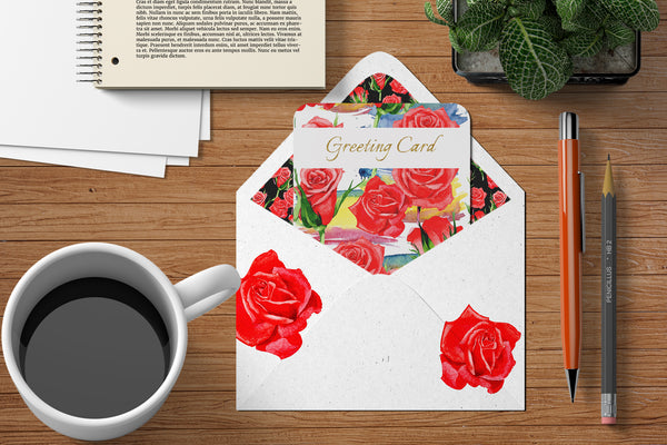 Lovely clipart of 45 png red roses