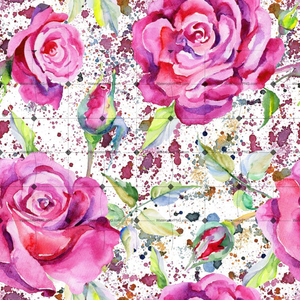 Digital Papper Rose