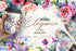 Elegance Bouquets Png Watercolor Set Digital