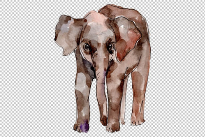Elephant Watercolor Png Watercolorpng Here you can explore hq watercolor elephant transparent illustrations, icons and clipart with filter setting like size, type. elephant watercolor png watercolorpng
