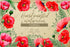 Hand-Painted Poppies Png Watercolor Set Budle