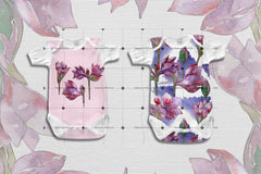 Spring Flower Watercolour Png Digiteach