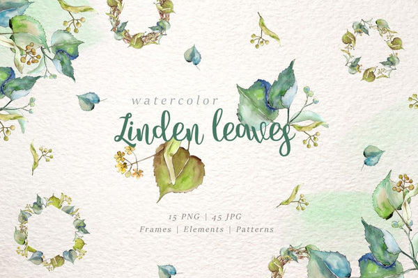 Weekly watercolor bundle 01/08/19 Bundle