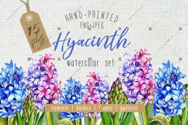 Weekly watercolor bundle 18/12/19 Bundle