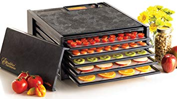 Dehydrator, Excalibur 5 Tray Deluxe w/Timer Model EX3526T