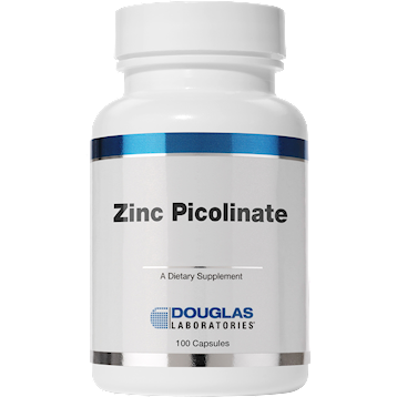 Zinc Picolinate 50 mg, 100 caps