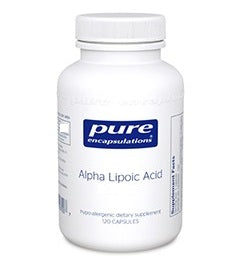 Alpha Lipoic Acid 200mg, 120 Caps