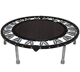 Rebounder with Springs and Black Frame Skirt, No Stabilizing Bar