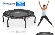 PRO FITNESS TRAMPOLINE, MODEL 350, (bungee cords, no springs)