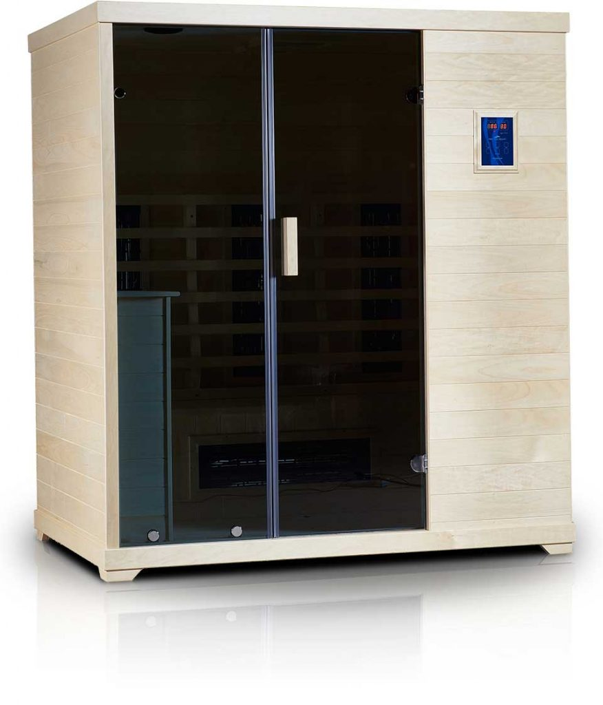 Sauna ($500 discount on any sauna when you mention Sanoviv Store)