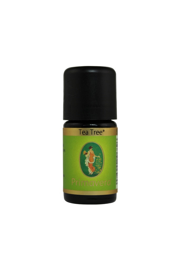 Essential Oil - Tea Tree (Organic) - 5 ml