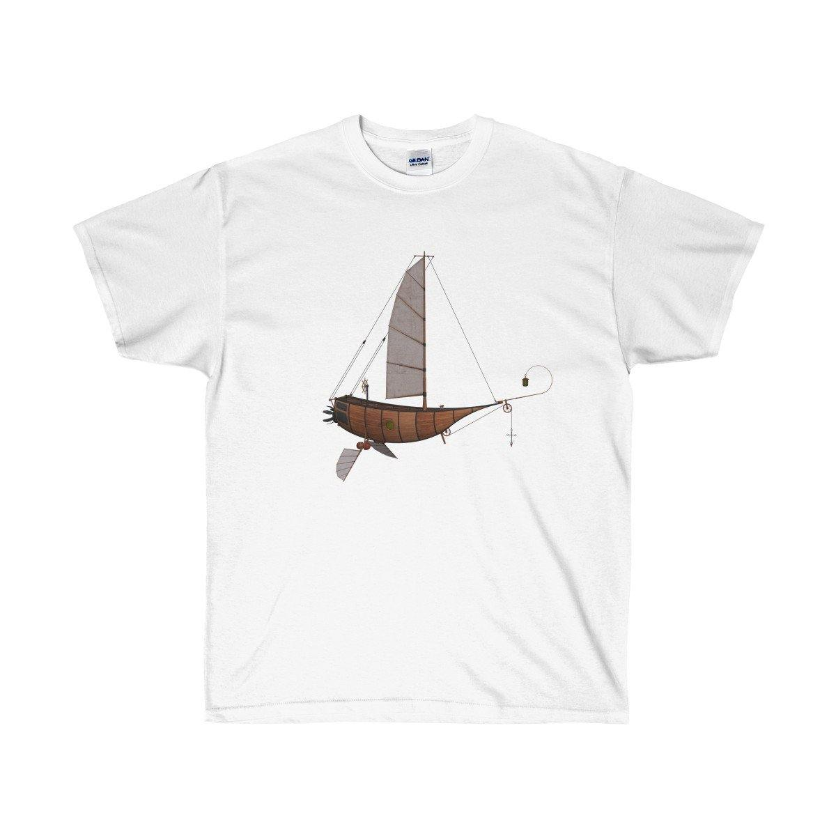 Flying Ship Tee - Frontier Punk