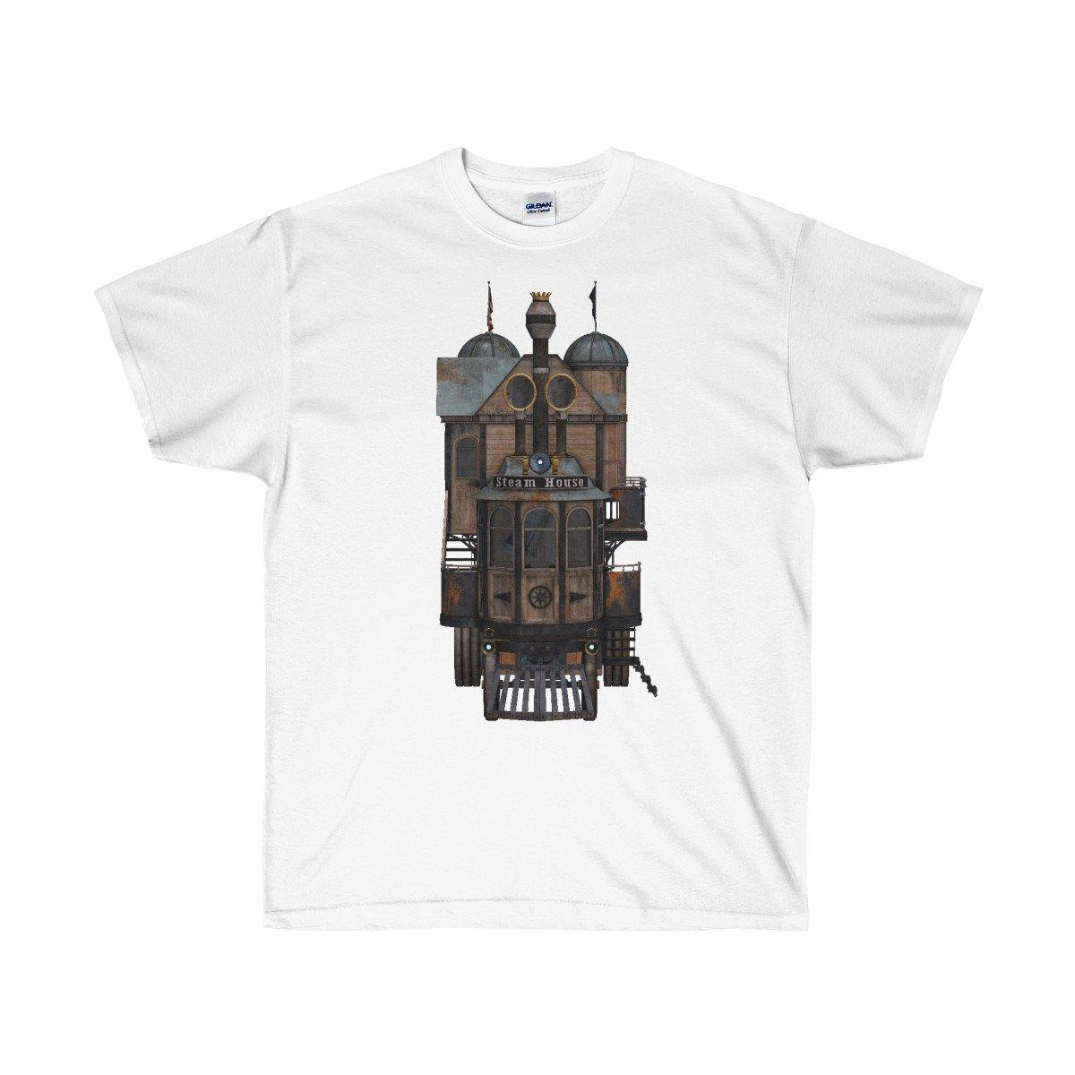 Steam House Tee - Frontier Punk