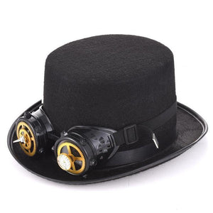 bb707ad31 Steampunk Accessories: Steampunk Hats, Goggles, Watches – Frontier Punk