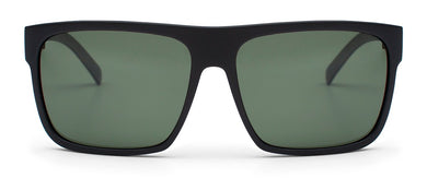 AFTER DARK - Matte Black Green Polarised