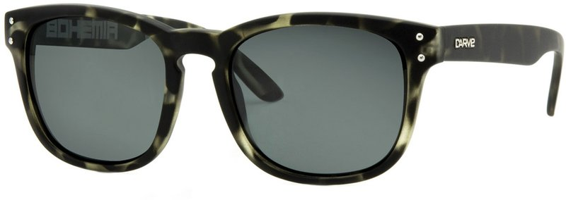 Carve Bohemia Matte Grey Tort Polarised