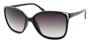 Black polarised sunglasses for women under $100