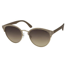 LOCELLO Jess Matte Gold Shimmer Polarised