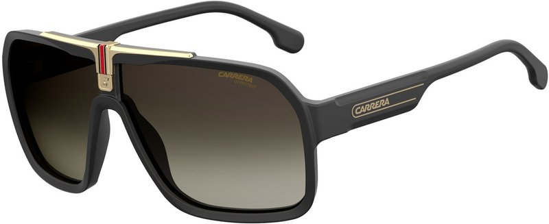 Carrera 1014   Matte Black/Gradient