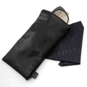 locello fashion sunglass case