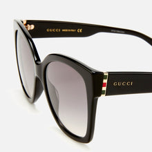 GUCCI 0459  Black/Gold