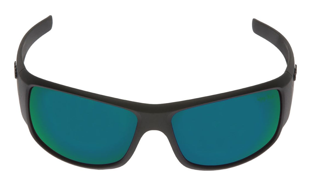 Ugly Fish Krypton Black/Green Revo Polarised