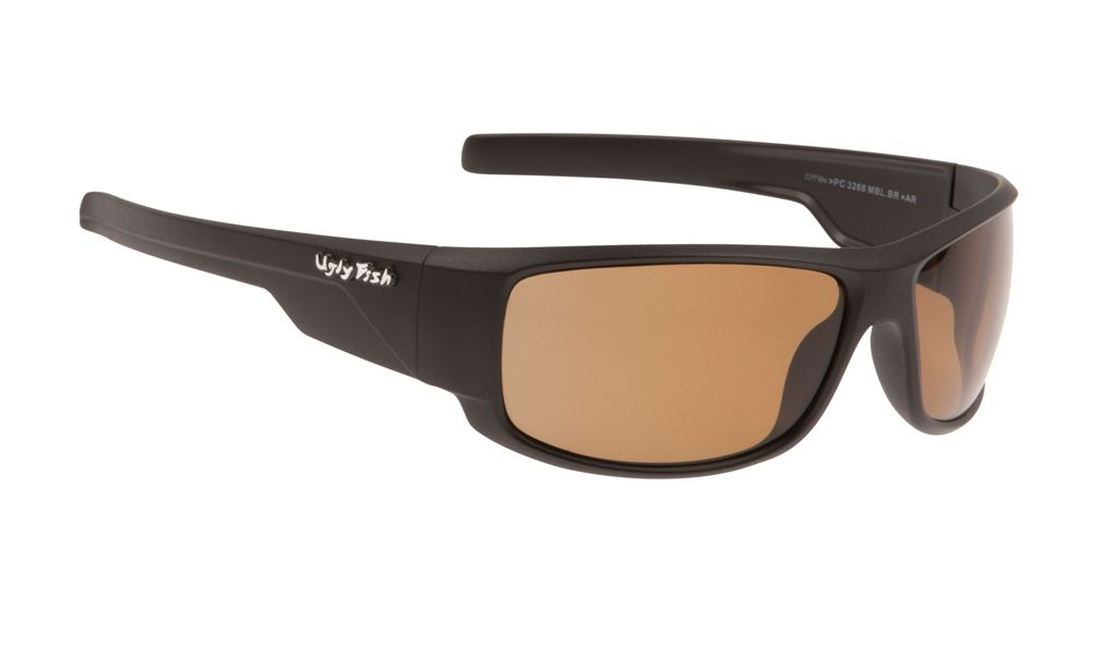 polarised sunglasses matte black mens