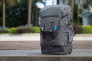 Discovery Backpack with Anti-theft Security Blanket