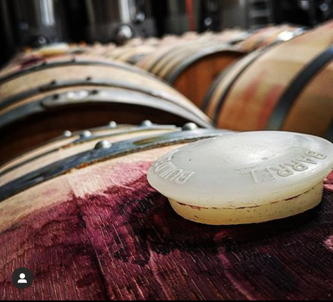 Wine barrels are expensive