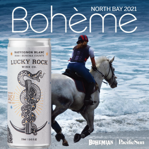Boheme Best canned wines- North Bay Bohemian