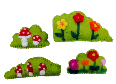 Bushes Flower/Toadstool/4