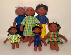 African Family/6pc