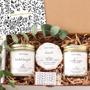 Sister of the Bride Gift Set