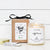 Thank You Corporate Logo Candle Gift