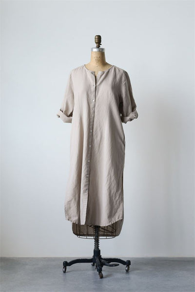 Brooklyn Cotton Linen Tunic