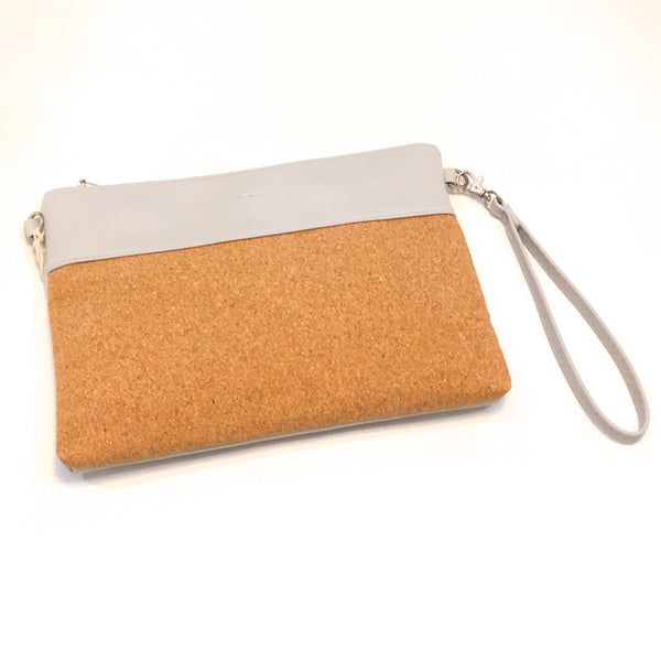 Nicole Pouch Large - Grey