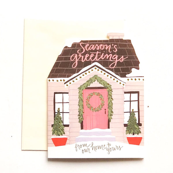 Season's Greetings Greeting Card Box Set