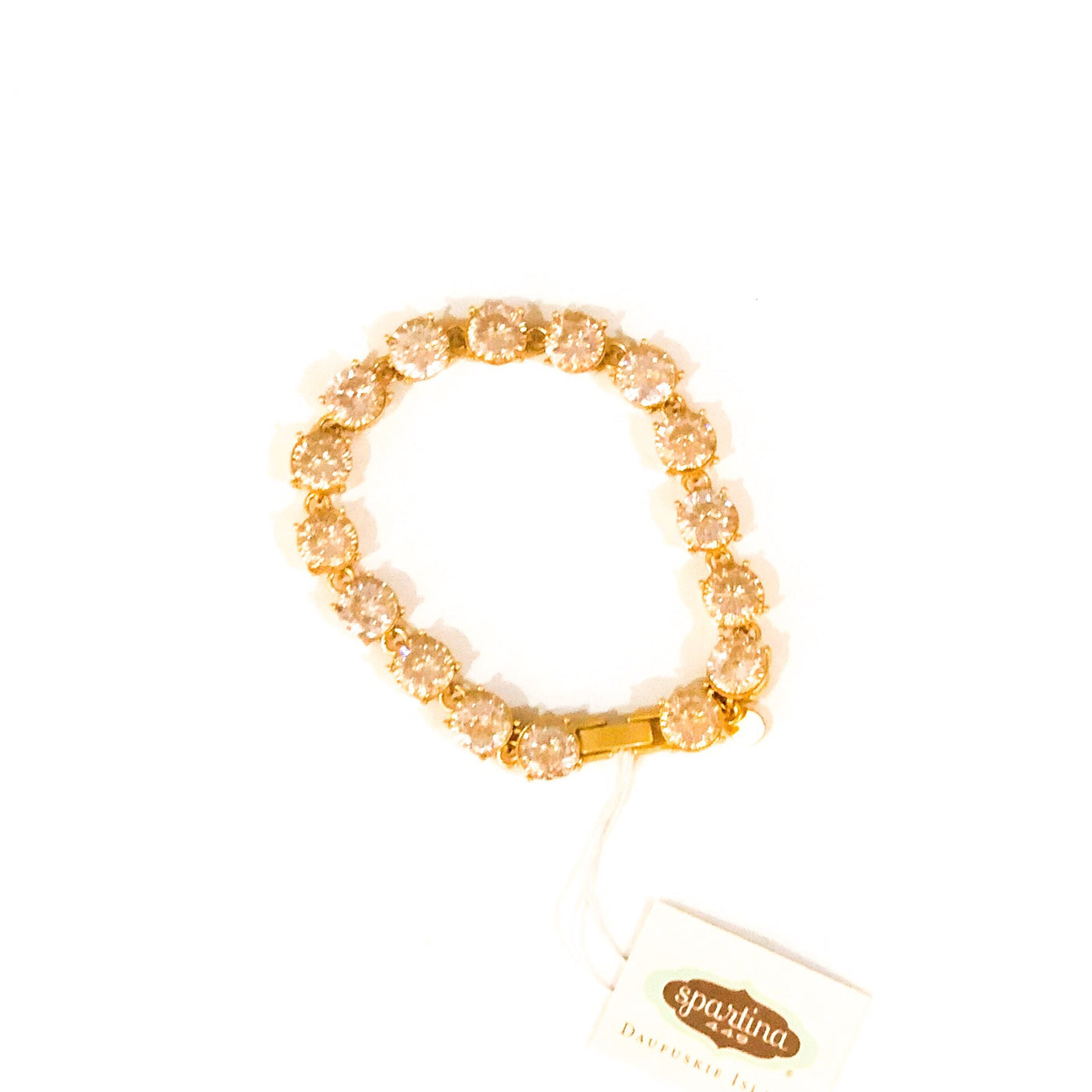 Spartina Tennis Bracelet - Crystal