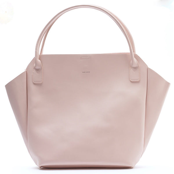 Rachel Tote Large- Muted Rose
