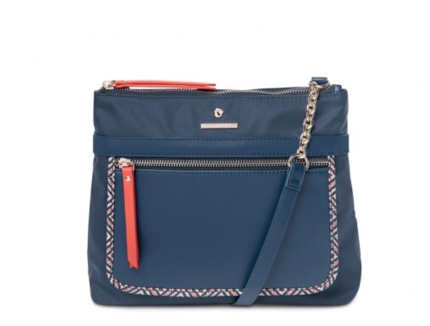 Armada Crossbody - Navy
