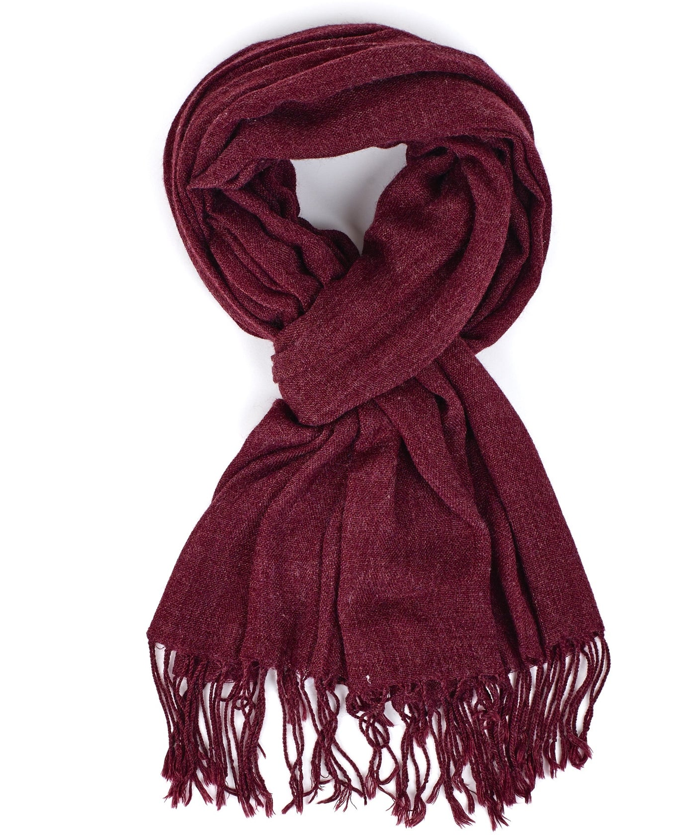Echo Solid Oblong Scarf