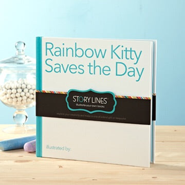 Rainbow Kitty Saves the Day - Story Lines