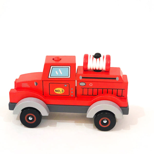 Fire Truck Stack & Play