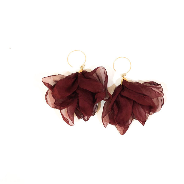 Bloom Pendant Earrings