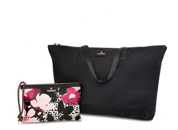Armada Packable Tote & Wristlet