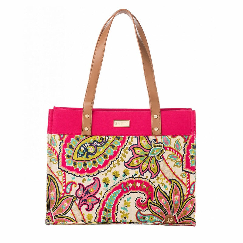 Spartina AKA Monogram Excursion Tote