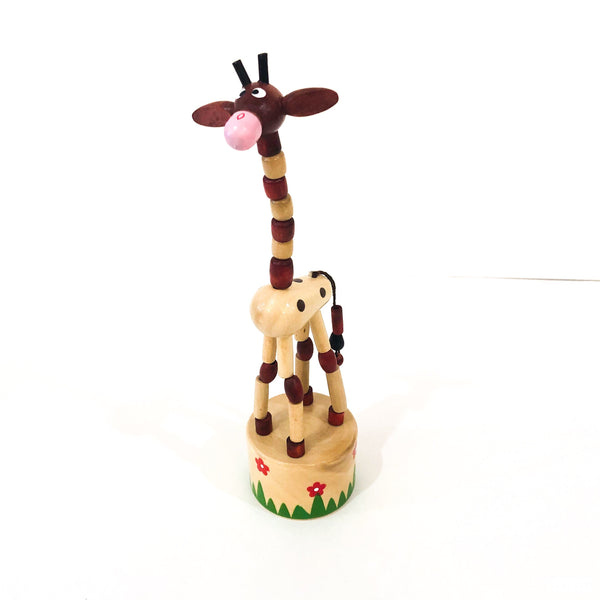 Giraffe Push Pet