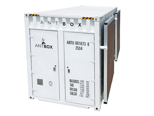 ANTBOX E5 - Independent Mining Farm